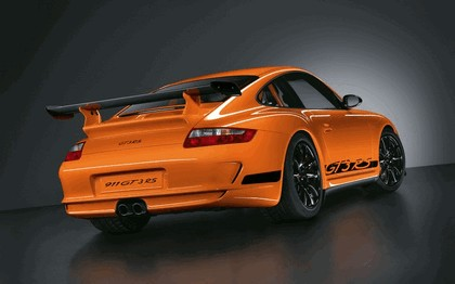 2007 Porsche 911 GT3 RS 10