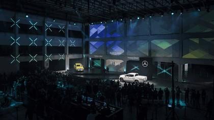 2017 Mercedes-Benz X-Class 109