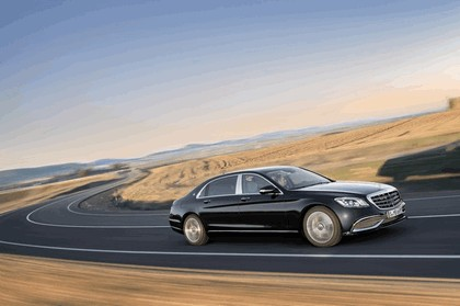2018 Mercedes-Maybach S 650 2