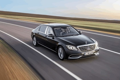 2018 Mercedes-Maybach S 650 4