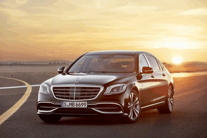 2018 Mercedes-Maybach S 650 13