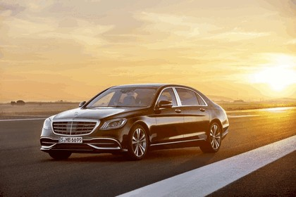 2018 Mercedes-Maybach S 650 14