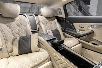 2018 Mercedes-Maybach S 650 22