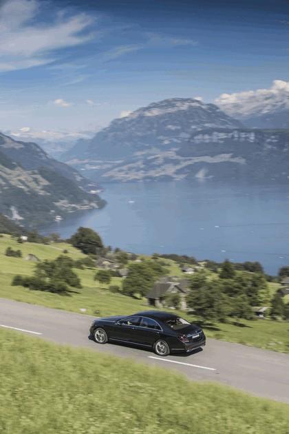 2018 Mercedes-Benz S 400d 4Matic 6