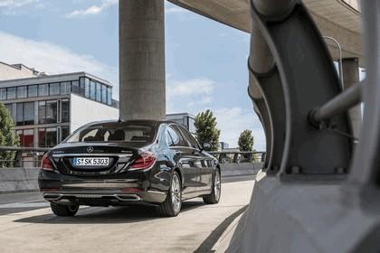 2018 Mercedes-Benz S 400d 4Matic 12