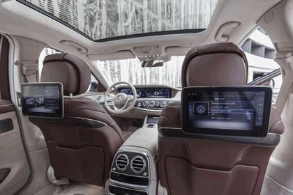 2018 Mercedes-Benz S 400d 4Matic 15