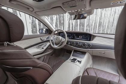 2018 Mercedes-Benz S 400d 4Matic 16