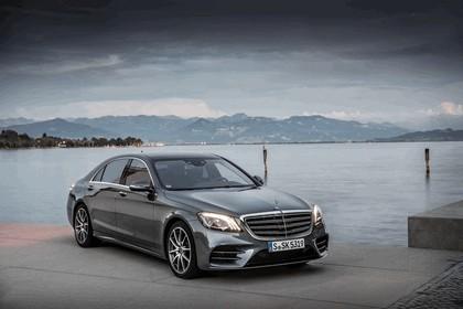 2018 Mercedes-Benz S 500 1