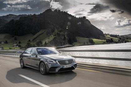 2018 Mercedes-Benz S 500 6
