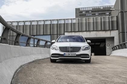 2018 Mercedes-Benz S 560 1