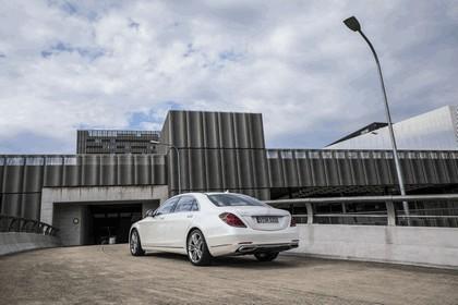 2018 Mercedes-Benz S 560 2