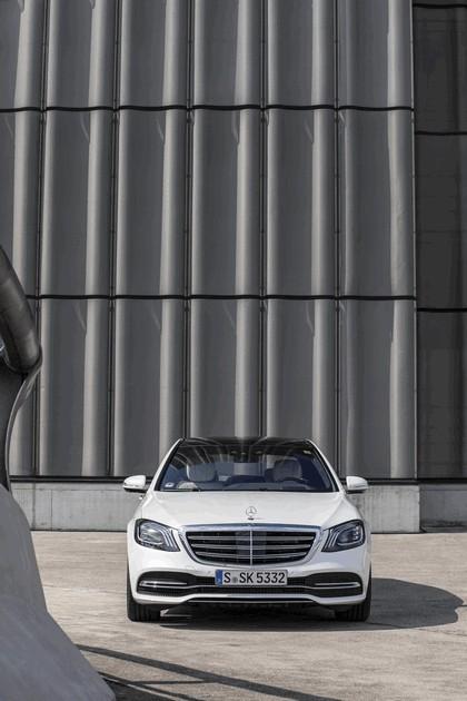 2018 Mercedes-Benz S 560 5