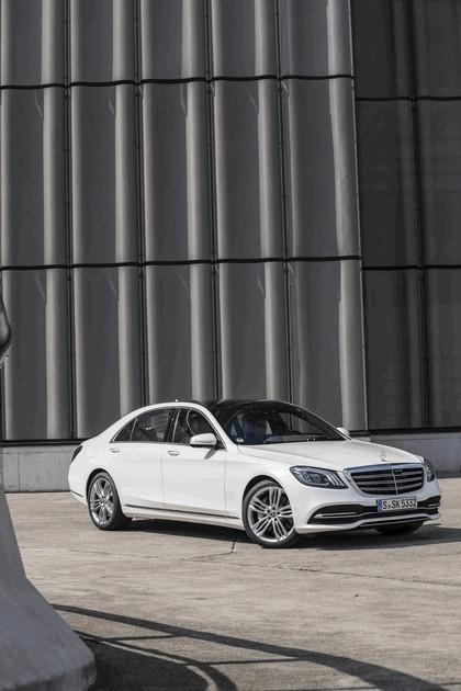 2018 Mercedes-Benz S 560 6