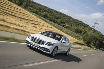 2018 Mercedes-Benz S 560 10