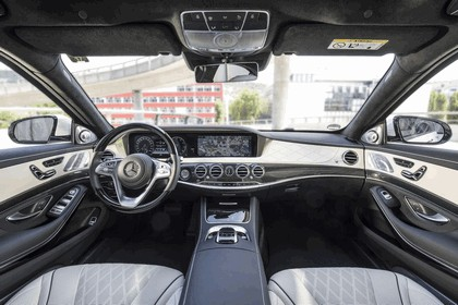 2018 Mercedes-Benz S 560 17