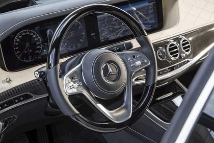 2018 Mercedes-Benz S 560 18