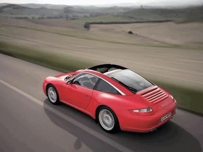 2007 Porsche 911 Targa 4 1