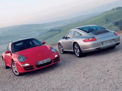 2007 Porsche 911 Targa 4 3