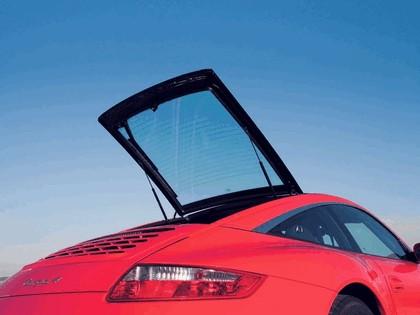 2007 Porsche 911 Targa 4 4