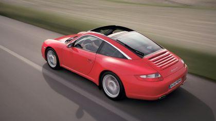 2007 Porsche 911 Targa 4 7