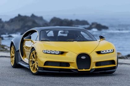 2017 Bugatti Chiron - USA version 1