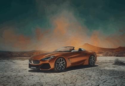 2017 BMW Concept Z4 1