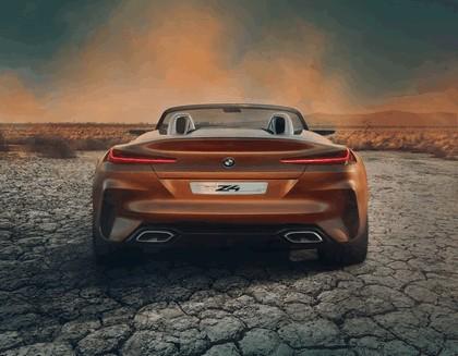 2017 BMW Concept Z4 4