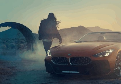 2017 BMW Concept Z4 22