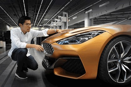 2017 BMW Concept Z4 29