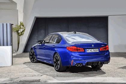 2017 BMW M5 2