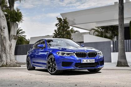 2017 BMW M5 3