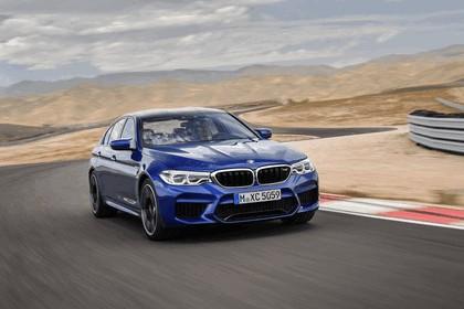 2017 BMW M5 7