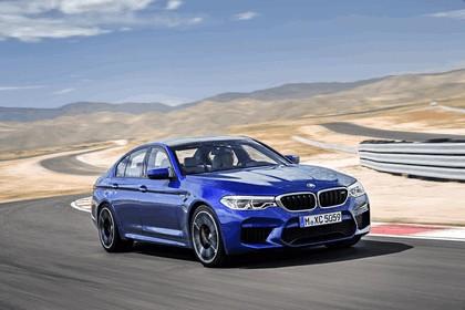 2017 BMW M5 8