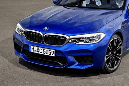 2017 BMW M5 27