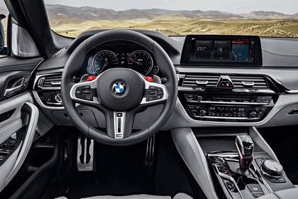 2017 BMW M5 35