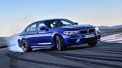 2017 BMW M5 4