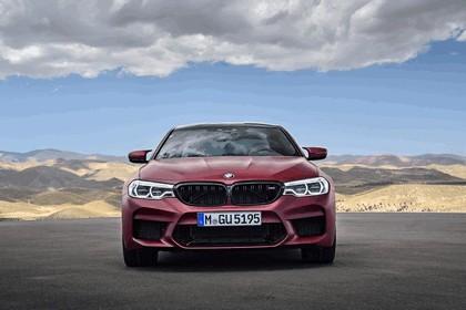 2017 BMW M5 First Edition 4