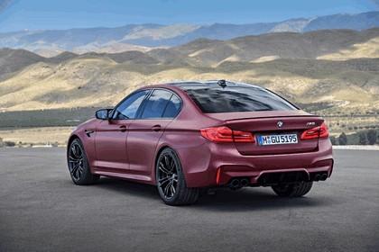 2017 BMW M5 First Edition 6