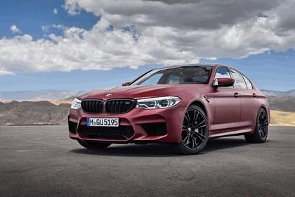 2017 BMW M5 First Edition 8