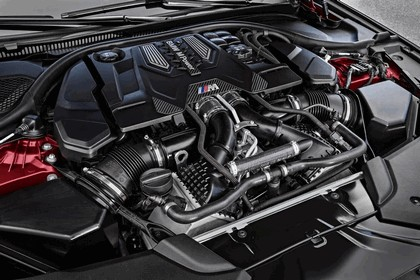 2017 BMW M5 First Edition 25