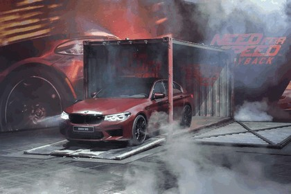 2017 BMW M5 First Edition 33