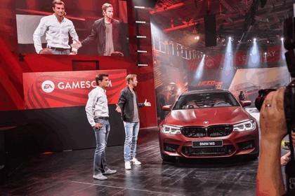 2017 BMW M5 First Edition 35
