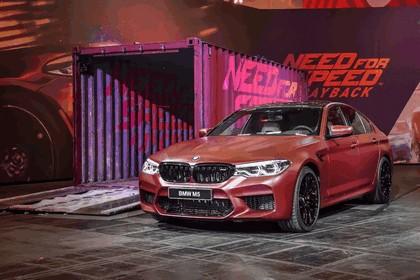 2017 BMW M5 First Edition 41