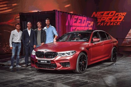 2017 BMW M5 First Edition 43