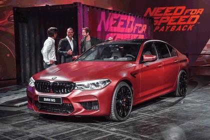 2017 BMW M5 First Edition 44