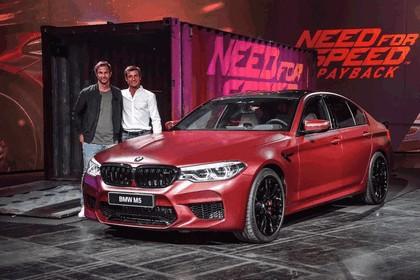 2017 BMW M5 First Edition 45