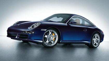2007 Porsche 911 Targa 4S 7