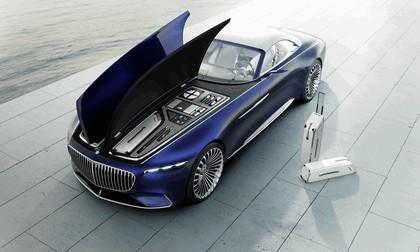 2017 Mercedes-Maybach Vision 6 cabriolet concept 8