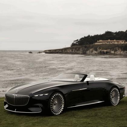 2017 Mercedes-Maybach Vision 6 cabriolet concept 12