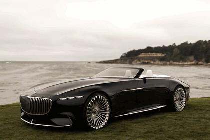 2017 Mercedes-Maybach Vision 6 cabriolet concept 14